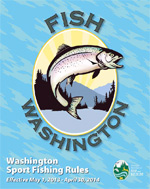 2013-2014 Fishing in Washington Rules Pamphlet