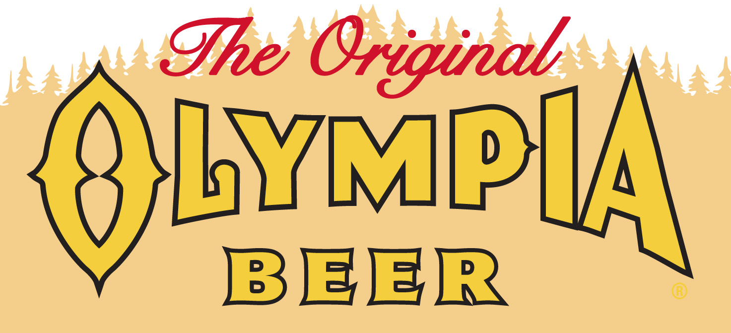 Proudly Sponsored by OLYMPIA BEER - Olympia lager blends nature's finest raw materials from the fields of the Great Northwest into an icon as stunning as the land itself. Olympia Beer stands shoulders above other beers - SINCE 1896